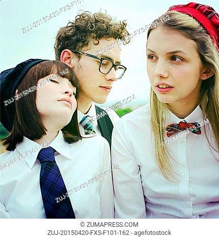April 20, 2015 - Hollywood, USA - GOD HELP THE GIRL (2014).EMILY BROWNING, OLLY ALEXANDER, HANNAH MURRAY.STUART MURDOCH (DIR)