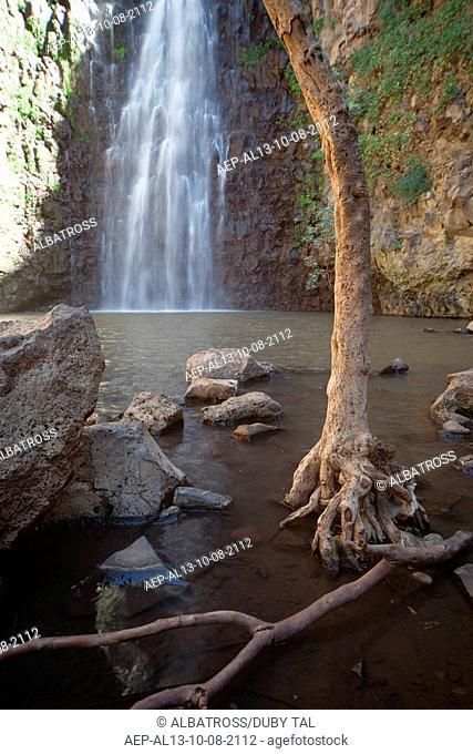 Gilbon waterfall