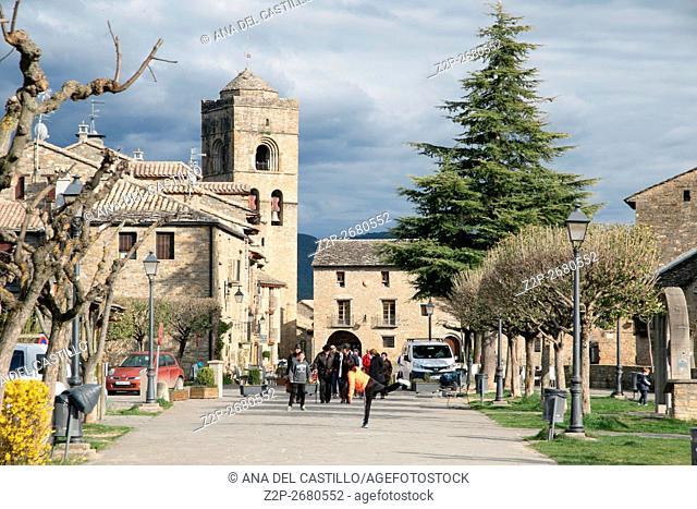 Ainsa is one of the most beautiful villages in Spain
