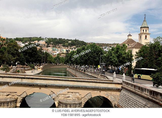 Granada, Andalusia, Spain, Europe