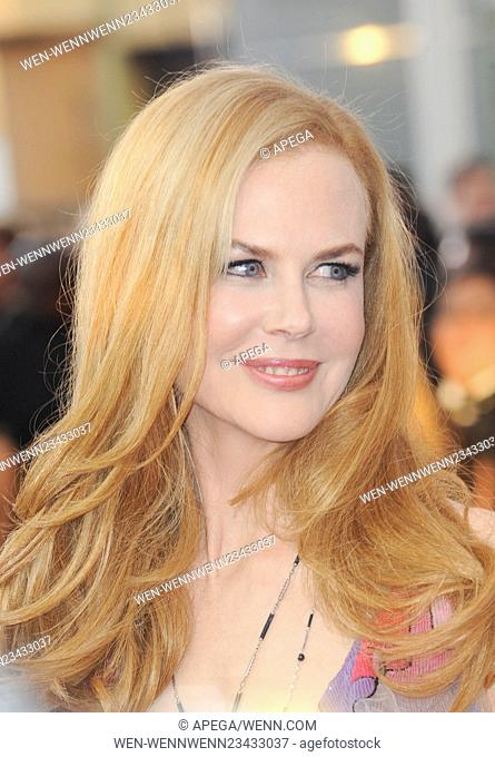 22nd Annual Screen Actors Guild Awards at The Shrine Expo Hall - Arrivals Featuring: Nicole Kidman Where: Los Angeles, California