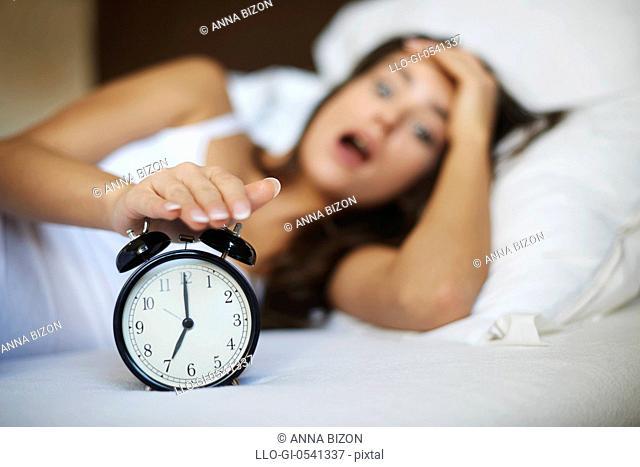 Oh no! I overslept again! Debica, Poland