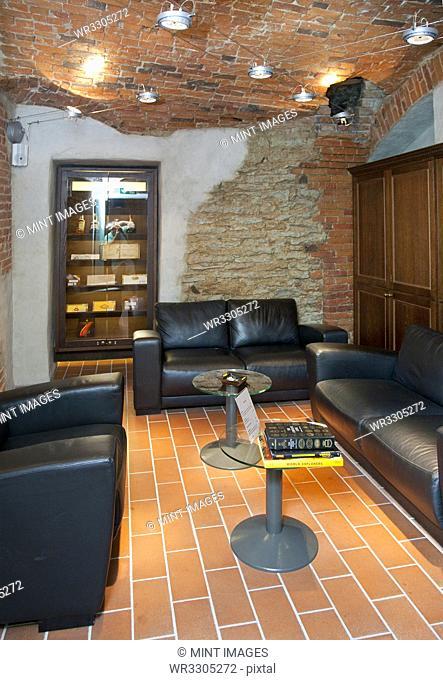 Vihula Manor Hotel Smoking Room