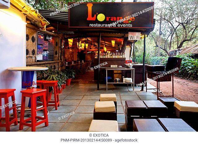L'Orange Restaurant & Events, Candolim, North Goa, Goa, India