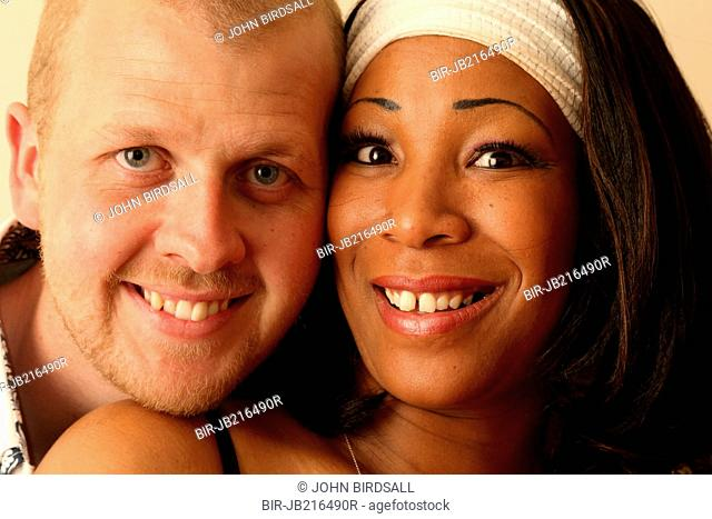 Mixed race couple, UK MR