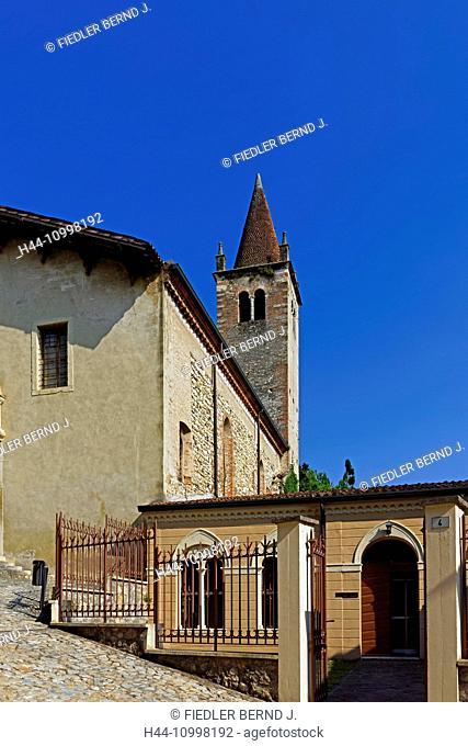 Church, Chiesa di Santa Maria di Monte Santo dei Padri Domenicani