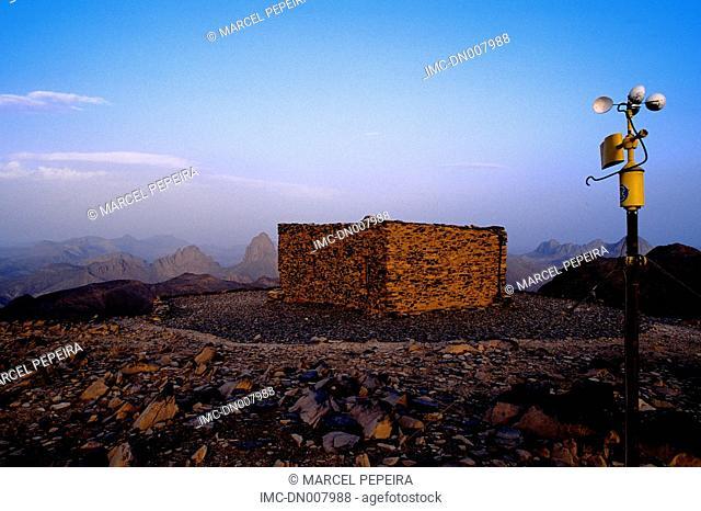 Algeria, Hoggar, Atakor mountains, Assekrem col