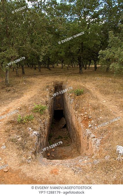 Late Minoan Cemetery of Armeni, Rethymnon, Crete, Greece