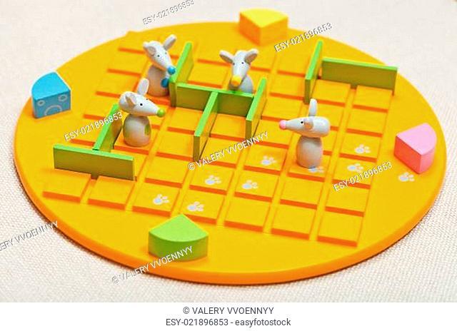 children board game Quoridor Kid