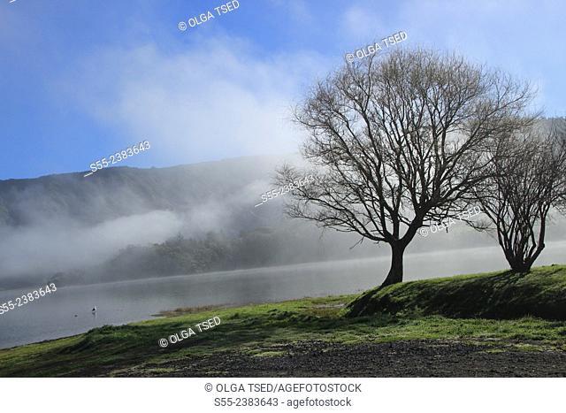 Sete Cidades lake, Sao Miguel island, Azores, Portugal