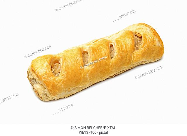 Sausage Roll, Cut Out
