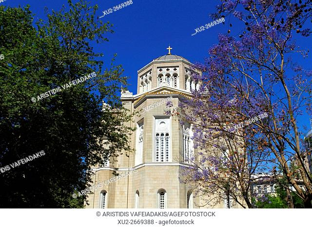 After more than 35 years of delays and red tape, the restored Athens Metropolitan Cathedral was unveiled to the public. The scaffolding and tarpaulins on its...