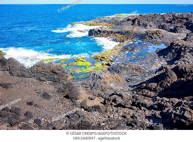 -Melenada's Beach- Canary Island Spain