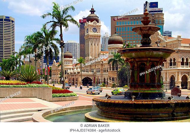 Malaysia Kuala Lumpur The Supreme Court, Merdeka Square Adrian Baker