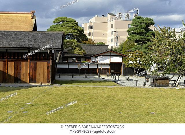 Kusakabe heritage house, Takayama, Hida, Japan, Asia
