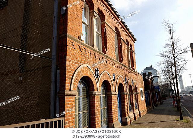 old friends meeting house frederick street Belfast Northern Ireland UK
