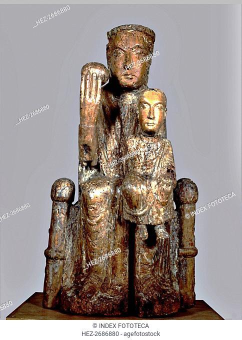 Marquet Virgin, Catalan carving