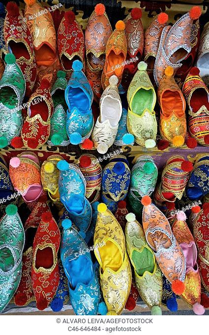 Grand Bazaar. Istanbul. Turkey