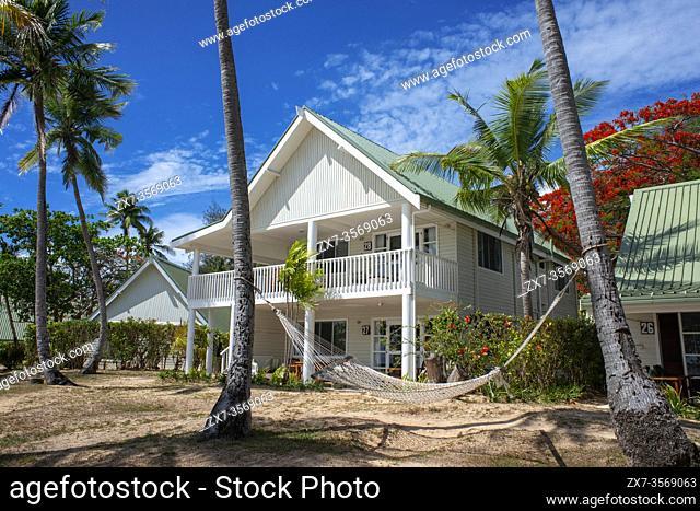 Villas in Malolo Island Resort and Likuliku Resort, Mamanucas island group Fiji