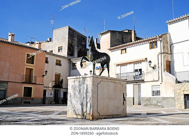 Plaza de los Caballos del Vino