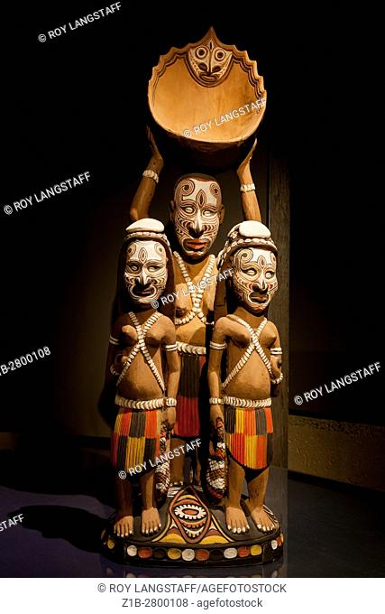 Indigenous art from Papua, New Guinea