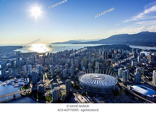 B.C. Place stadium, Vancouver B.C. Canada