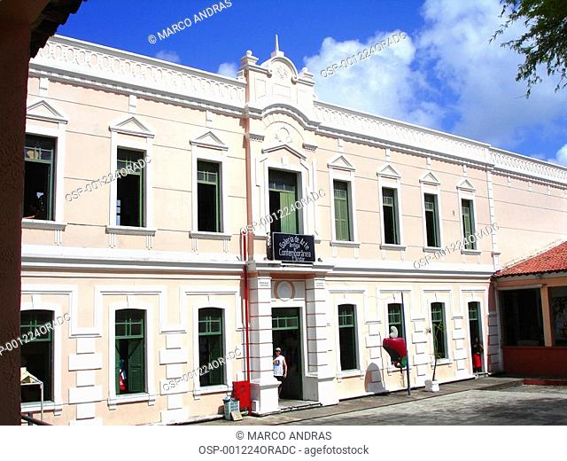 a colonial architecture building from natal