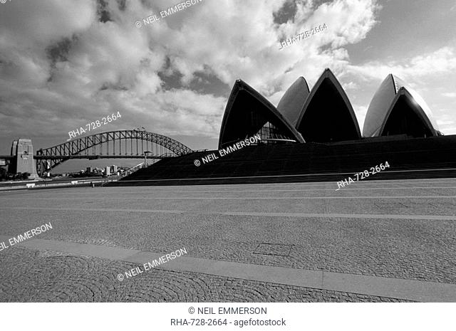 Sydney Opera House, Sydney, New South Wales, Australia, Pacific