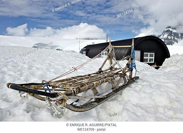 Antarctica, Antarctic peninsula, Port Lockroy