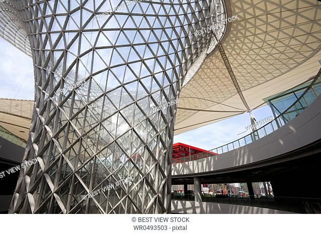 Shanghai World Expo venues