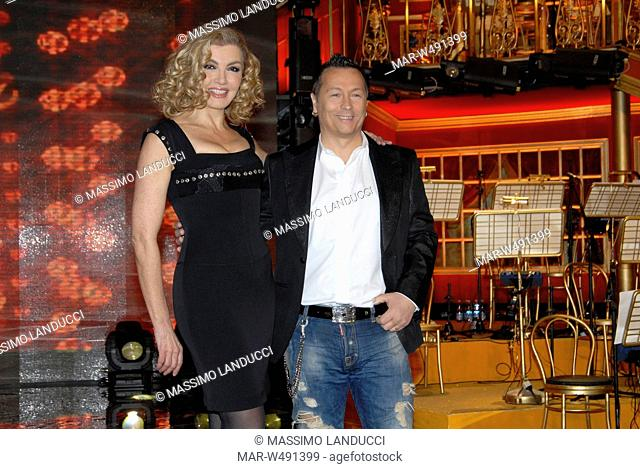 paolo belli, milly carlucci