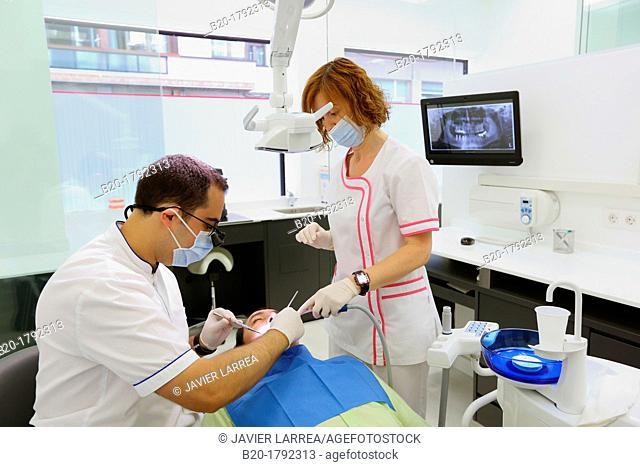 Dentist In Spanish