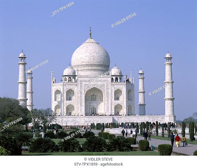 Agra, Heritage, Holiday, India, Asia, Landmark, Taj mahal, Tourism, Travel, Unesco, Uttar pradesh, Vacation, World