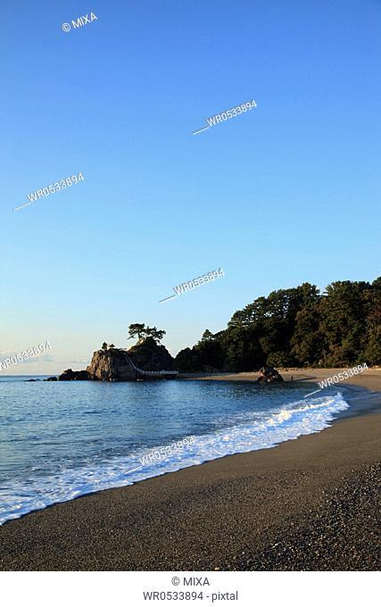Katsurahama Beach, Kochi, Kochi, Japan