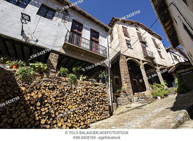 Ortigosa de Cameros, La Rioja, Spain