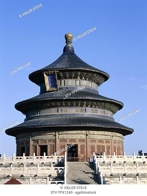 Asia, Beijing, Peking, China, Dynasty, Heritage, Holiday, Landmark, Ming, Temple of heaven, Tourism, Travel, Unesco, Vacation, W
