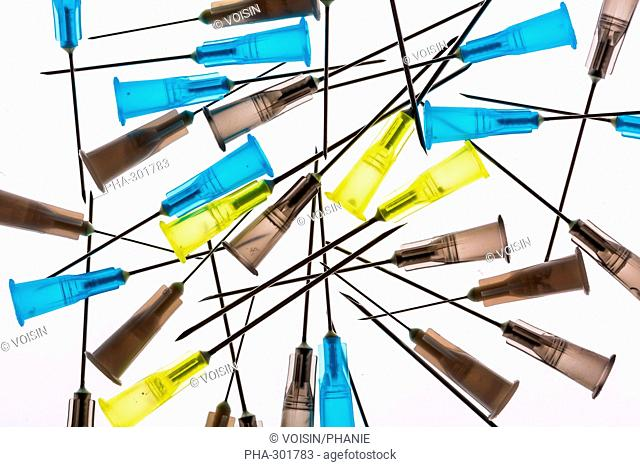 Syringes needles