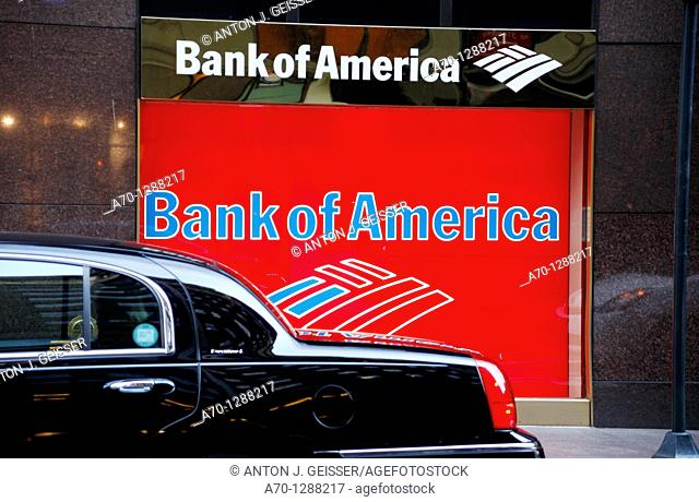 New York City, Bank of America , manhattan