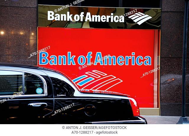 New York City, Bank of America , manhattan