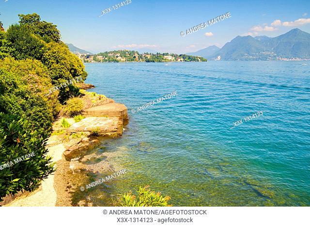 Isola Madre Lago Maggiore Italy
