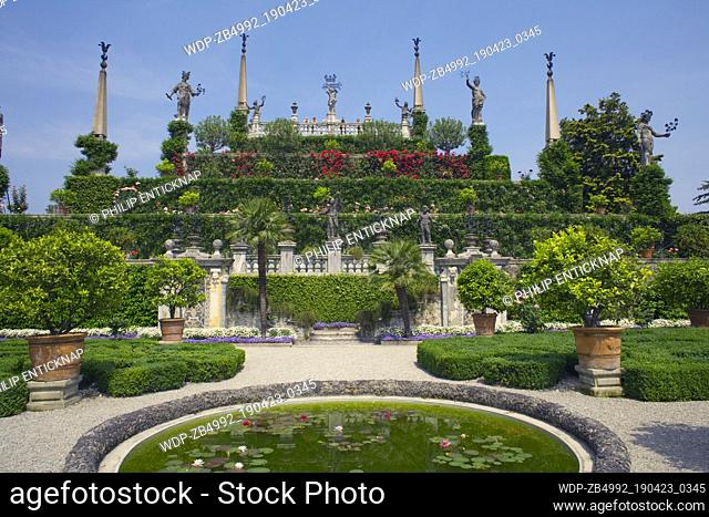 The Palace Gardens
