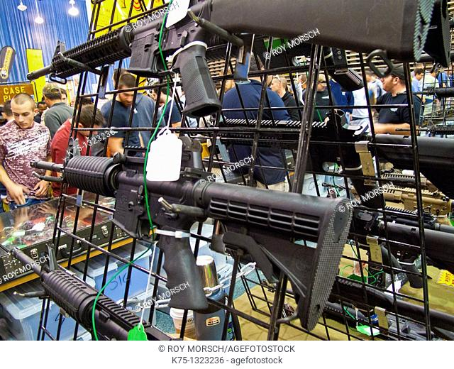 Suncoast gun show, Fort Laudedale, Fl