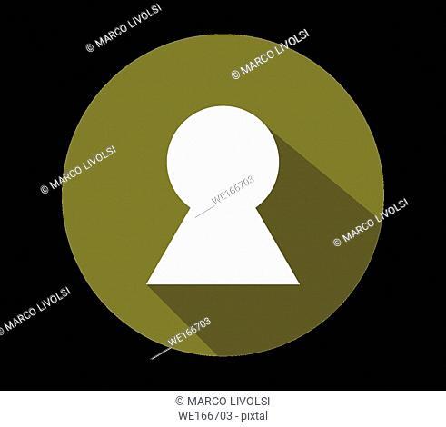 key slot icon