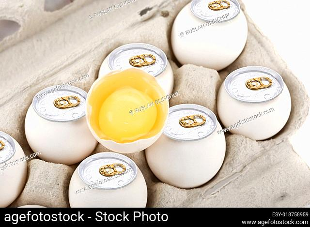 Eggs can