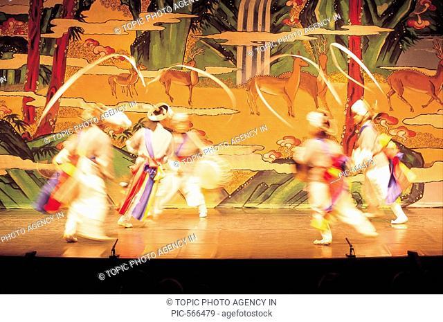 SamulnoriTraditional Performance, Korea