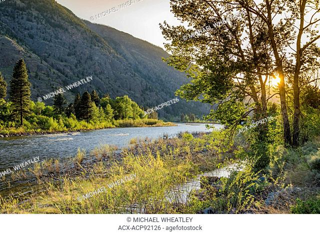 Similkameen River, British Columbia, Canada