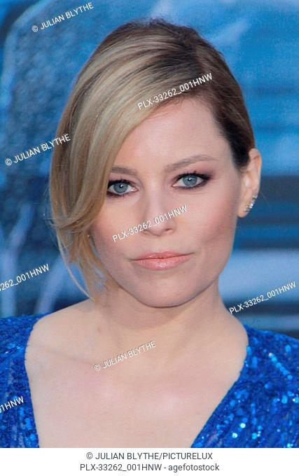 """Elizabeth Banks 03/22/2017 """"""""Power Rangers"""""""" Premiere held at the Westwood Village Theater in Westwood, CA Photo by Julian Blythe / HNW / PictureLux"""