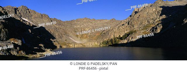 Beck Lakes Madera County CA