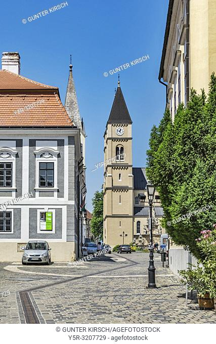 The St. Michaels Cathedral Basilica, also called Veszprem Cathedral is a religious building of the Catholic Church that serves as the cathedral of the...