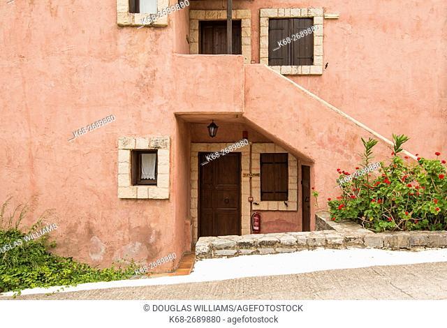Enagron Eco tourism village, Crete, Greece, Axos